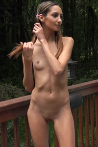 Model Natalia Nix in For Your Eyes Only
